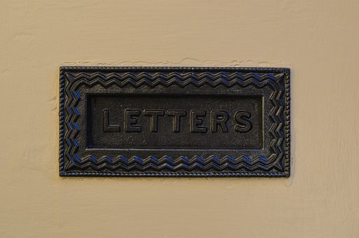Mailbox, Letter, Door, Post, Message, Envelope