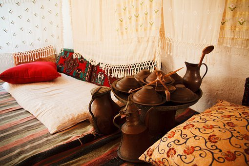 Ancient, Carpet, Pillow, Culture, Decoration, Furniture