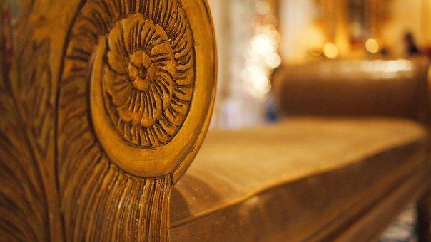 Couch, Interior, Decor, Decorated, Design, Room