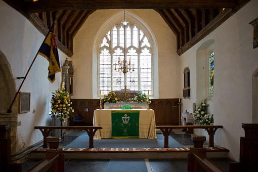 St Peter And St Paul, Church, Medieval, Anglican