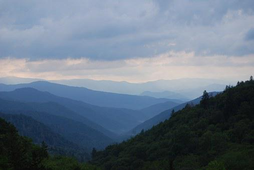 Great Smoky Mountains, Gsmnp, National Park, Mountains