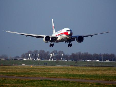 China Cargo Airlines, Boeing 777, Aircraft, Airplane