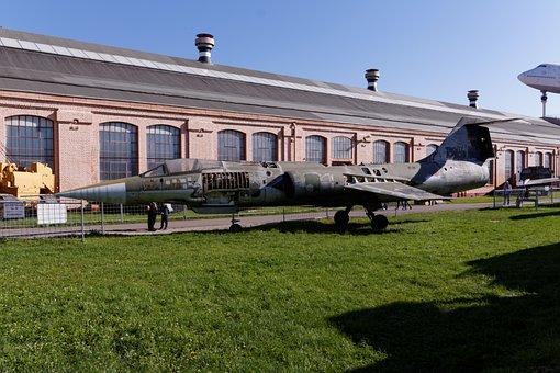 Aircraft, Lockheed F-104, Starfighter, Museum