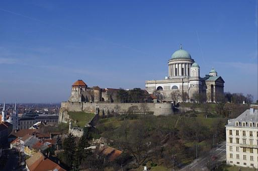 Esztergom, Basilica, Church, Catholic, Cathedral