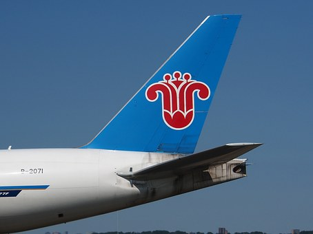 China Southern Airlines, Boeing 777, Fin, Aircraft