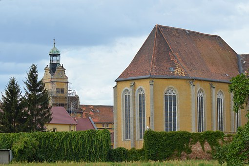 Castle Church, Castle, Germany, Lichtburg