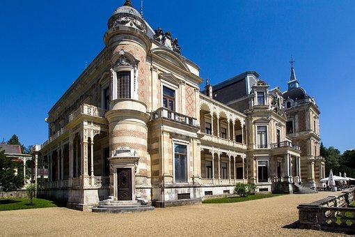 Vienna, Hermes Villa, Castle, Empress Elisabeth, Sissi