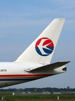 China Cargo Airlines, Boeing 777, Fin, Aircraft