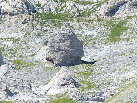 Rock, Climbing Area, Climb, Monte Mongioie, Mongioie