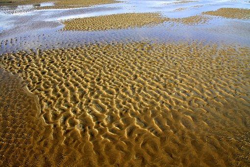 Sand, Vacation, Coast, Beach, Nature, Sea, Outdoor