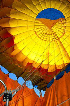 Hot Air Balloon, Recreation, Balloon, Colorful, Sky