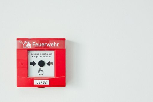 Fire Detectors, Smoke Detector, Smoke Alarm System