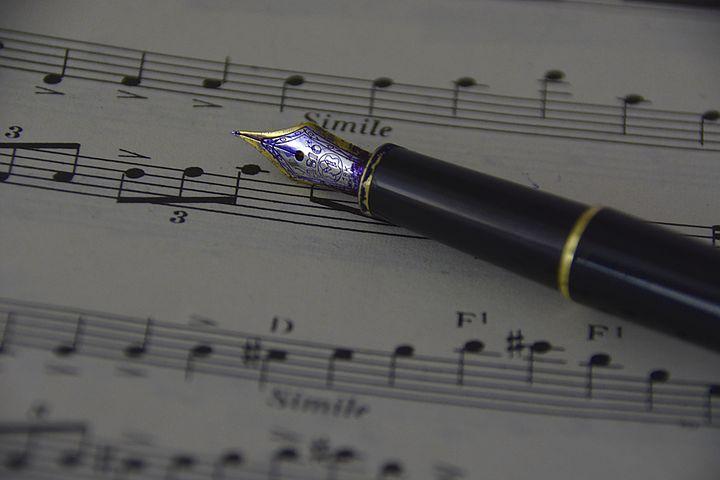 Music, Partition, Notes, Pen, Artists, Concert