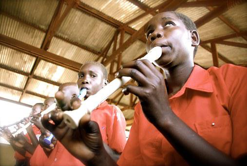 Flutes, Music, Sound, Pipes, Africa, African, Play