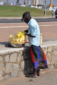 Srilanka, Travel, Pineapple Seller