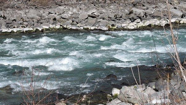 Tyrol, Inn, Roppen, River