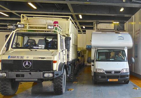 Campervan, Big, Small, Size, Vehicle, Difference