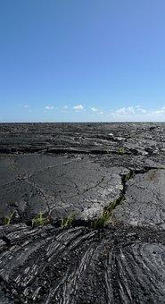 Lava, Hawaii, Nature, Pāhoehoe, Island, Volcanic, Rock