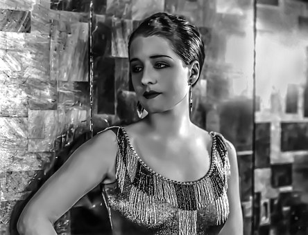 Norma Shearer, Female, Portrait, Film, Actress