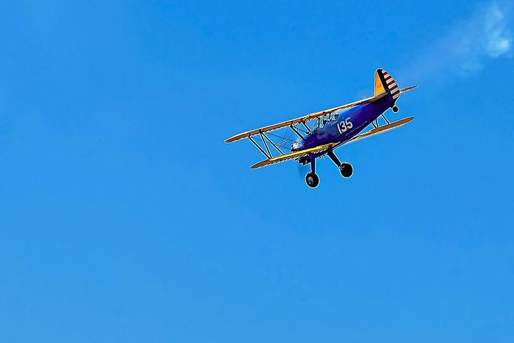 Air Show, Plane, Lake Paranoá, Brasilia