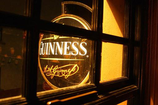 Pub, Guinness, Brewery, Teaches, Nightclub, Ireland