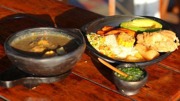Gastronomy, Sancocho, Food, Colombia, Casuela, Chicken