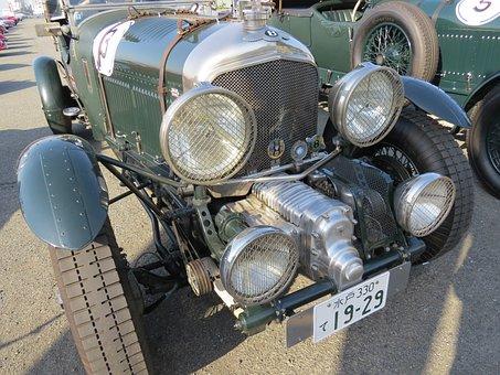 Automotive, Classic Car, Vintage, Old Timer, Retro, Old