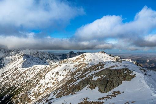 Tatry, Kasprowy Wierch, The Observatory, The Queue