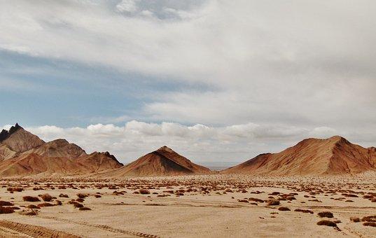 Desert, Sand, Barren Hill, Hoang Sa, The Thirst