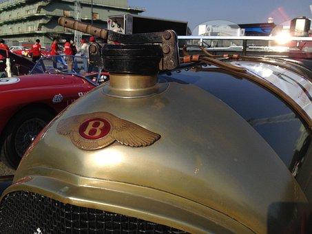 Bugatti, Automotive, Classic Car, Vintage, Old Timer