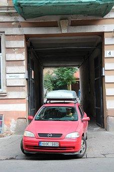 Auto Exit, Exit, Auto, House Entrance
