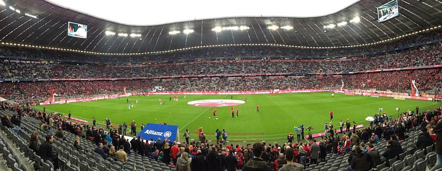 Allianz Arena, Bayern Munich, Stadium, Football Stadium
