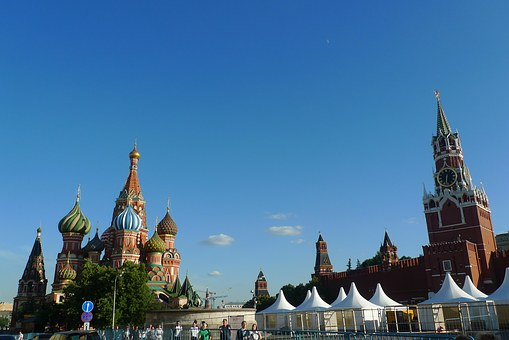 Shengwaxiya Cathedral, Kremlin, Construction, Russia