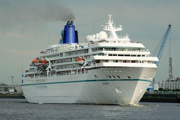 Amadea, Cruise Ship, Cruise, Ship, Traffic, Maritime