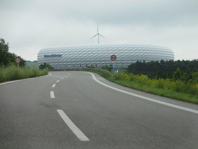 Allianz Arena, Fc Bayern Munich, Football, German