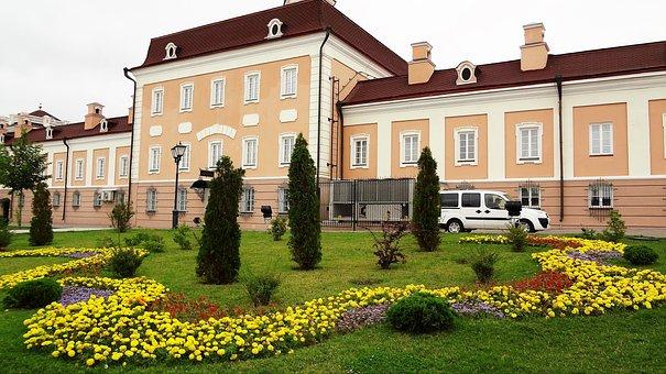 Kazan, Tatarstan, Russia, City, Architecture, Journey