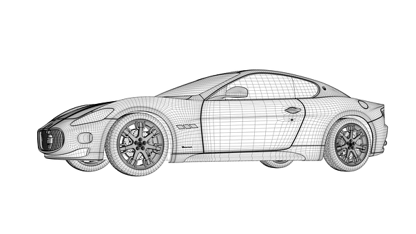Maserati, Maserati Gt, Autos, Sports Car, Prototype