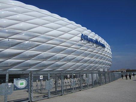 Munich, Allianz Arena, Fc Bayern