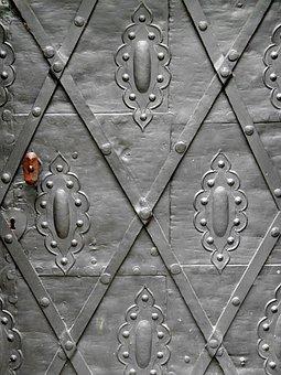 Door, Hardware, Old, Architecture, Renaissance, Church