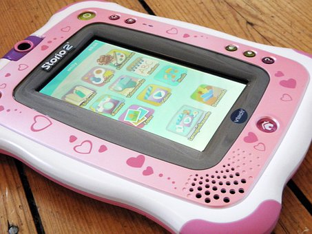 Tablet, Storio2, Paint, Pink, Toys, Toy Computer