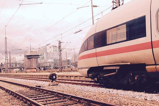 Central Station, Railway, Railway Station