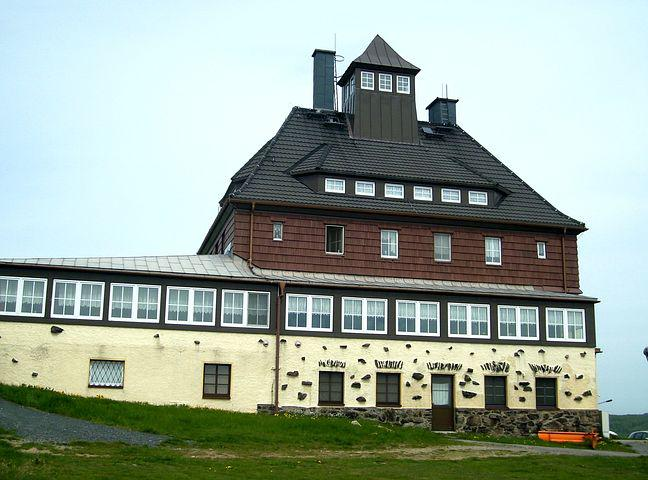 Rinds Berghaus, Home, Ore Mountains, Rinds Mountain