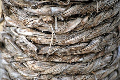 Rope, Twine, Hemp, Sisal, String, Cord, Thread, Line