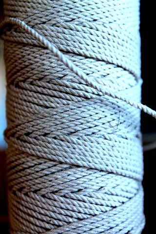 Thread, Spool, Twine, Sew, Hemp, Rope