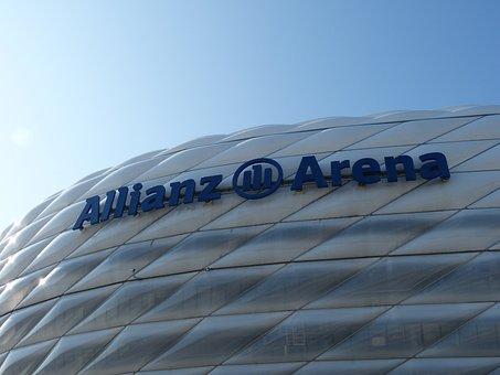 Allianz Arena, Germany, Sport, Stadium