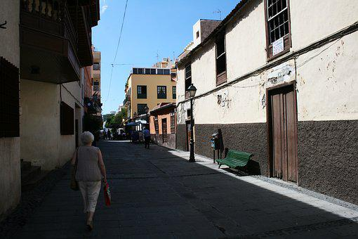 La Laguna, Tenerife, City, Canary Islands