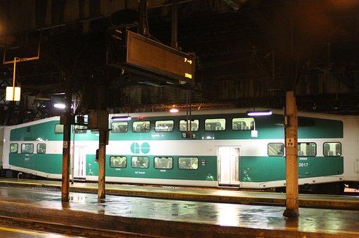 Train, Station, Transport, Railway, Travel, Railroad
