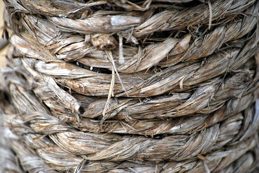 Rope, Twine, Hemp, Sisal, String, Cord, Thread, Line