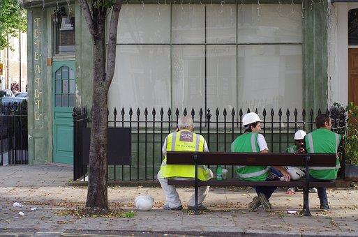 Work, Builders, Builder, Construction, Worker, Industry