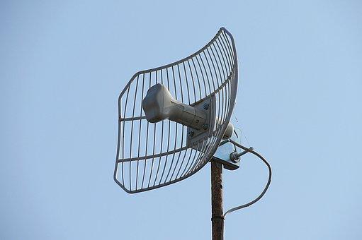 Antenna, Internet Reception, Internet Bowl